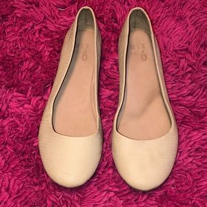 Mix No. 6 Cream Flats
